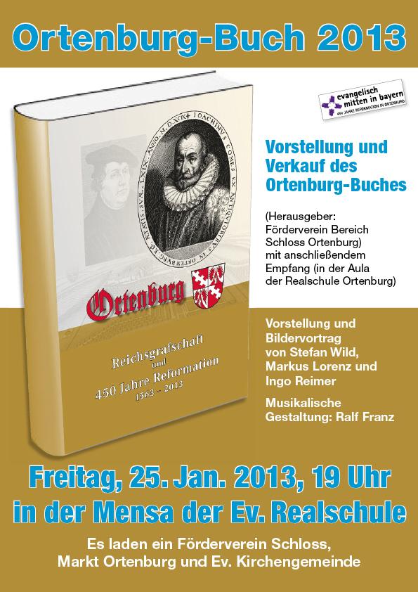 Ortenburg Buch